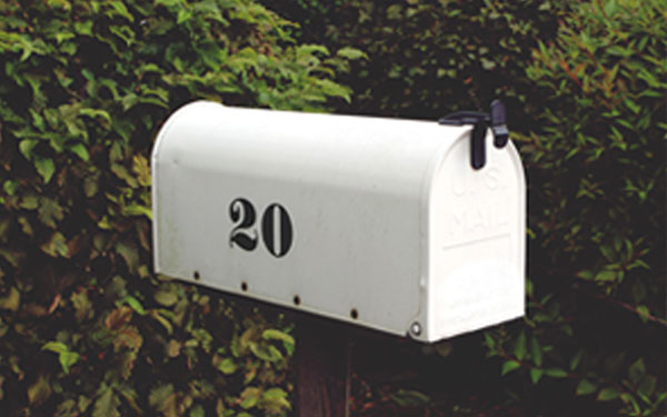 Bill Payments and Mail Handling